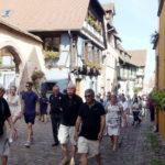 Les P46 en Alsace pour leur 55ème anniversaire 39