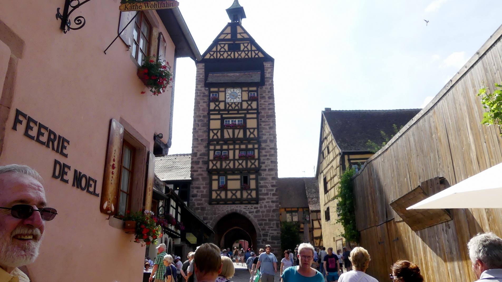 Les P46 en Alsace pour leur 55ème anniversaire 41