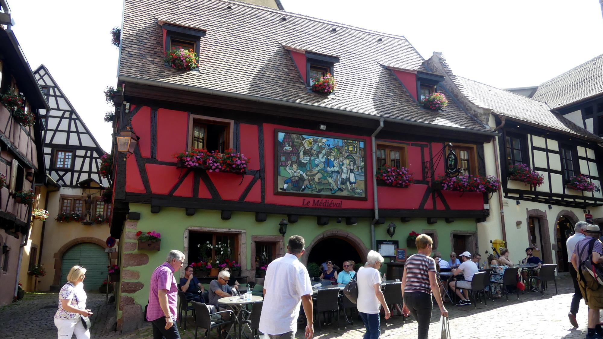 Les P46 en Alsace pour leur 55ème anniversaire 42