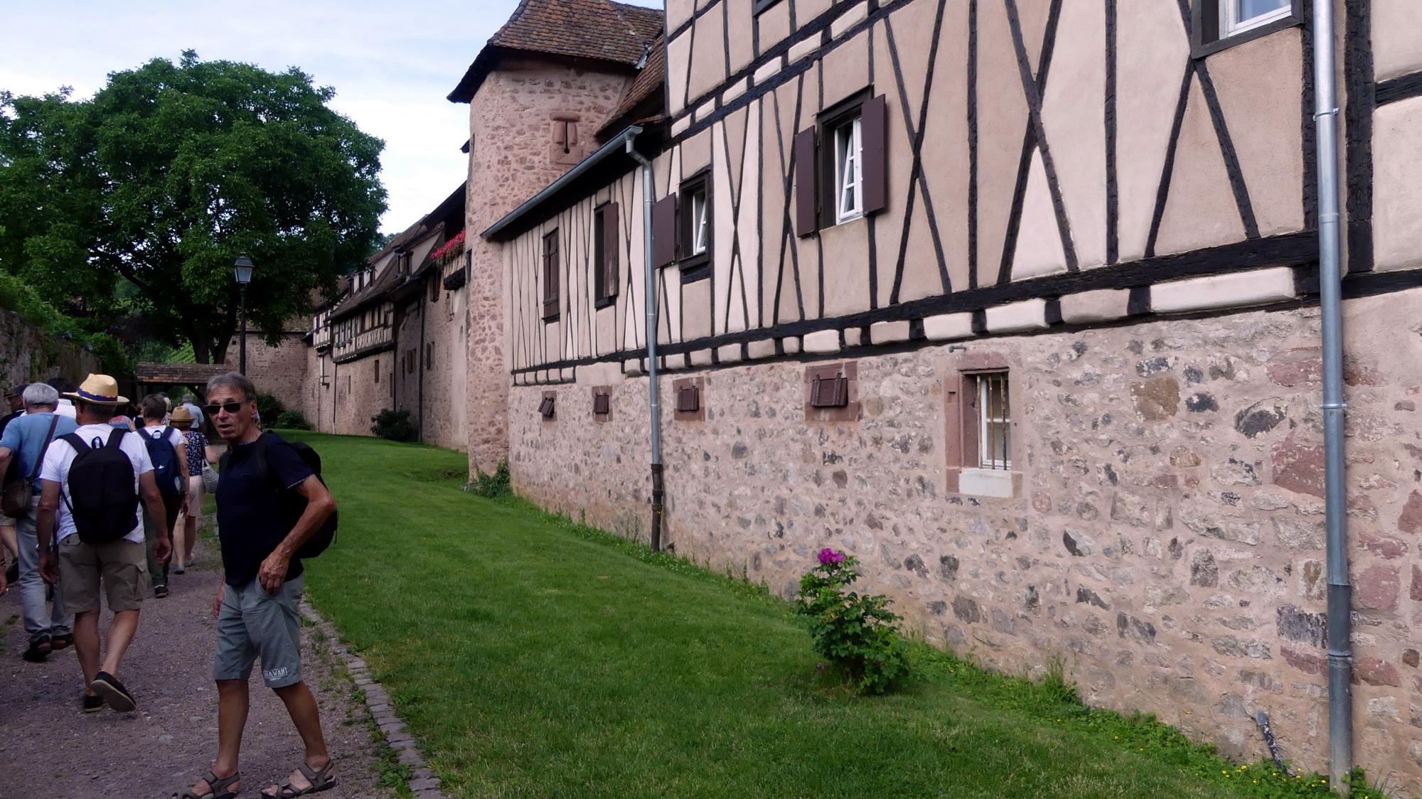 Les P46 en Alsace pour leur 55ème anniversaire 43