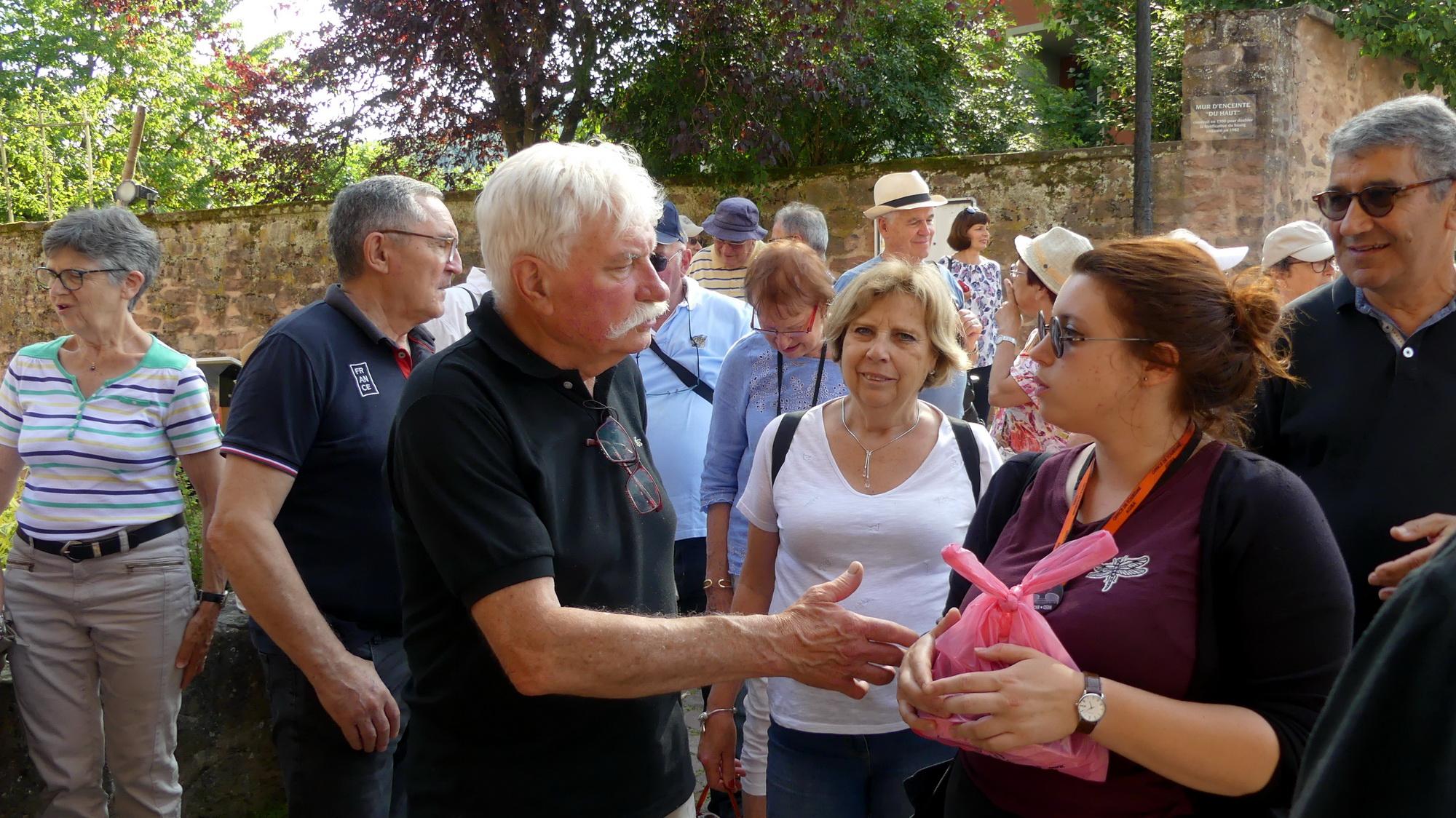 Les P46 en Alsace pour leur 55ème anniversaire 46