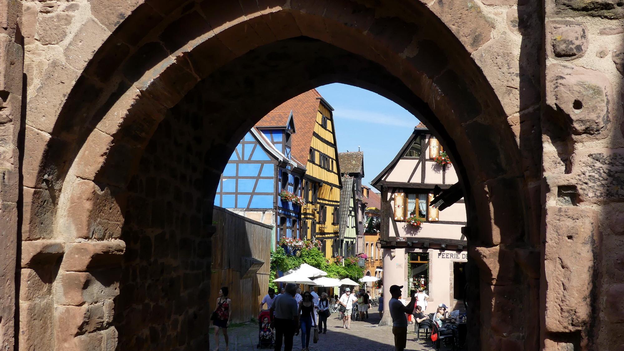 Les P46 en Alsace pour leur 55ème anniversaire 47