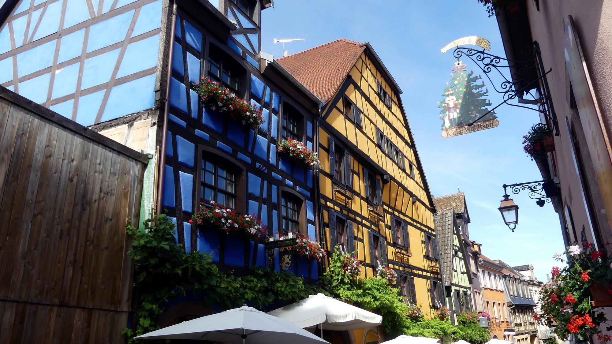 Les P46 en Alsace pour leur 55ème anniversaire 48