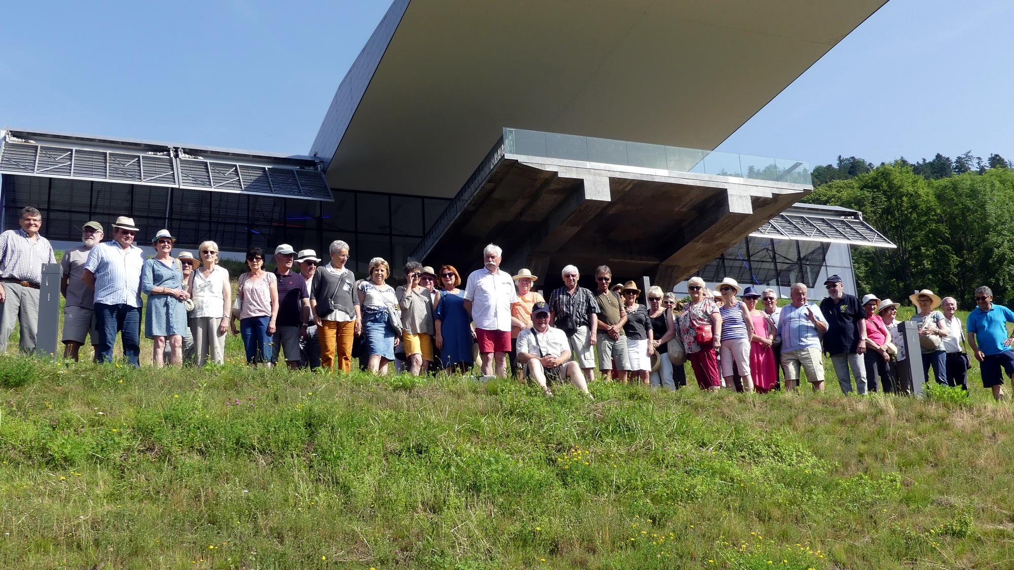 Les P46 en Alsace pour leur 55ème anniversaire 101