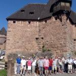 Les P46 en Alsace pour leur 55ème anniversaire 110