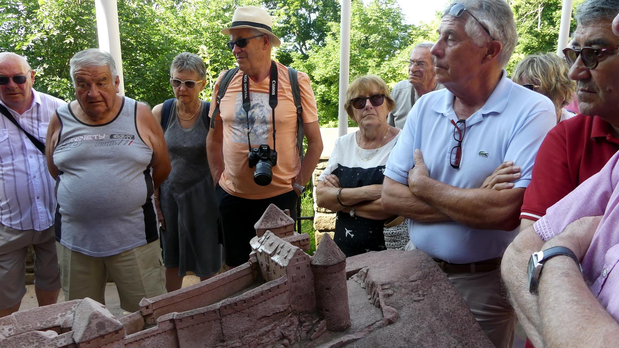 Les P46 en Alsace pour leur 55ème anniversaire 115
