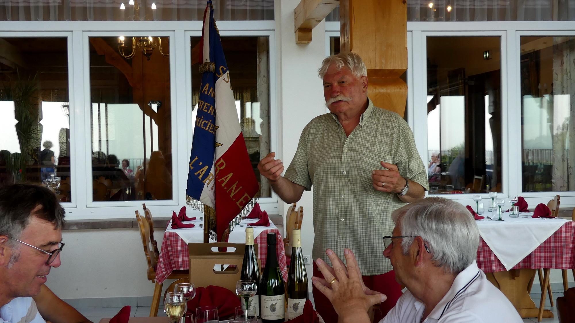 Les P46 en Alsace pour leur 55ème anniversaire 132