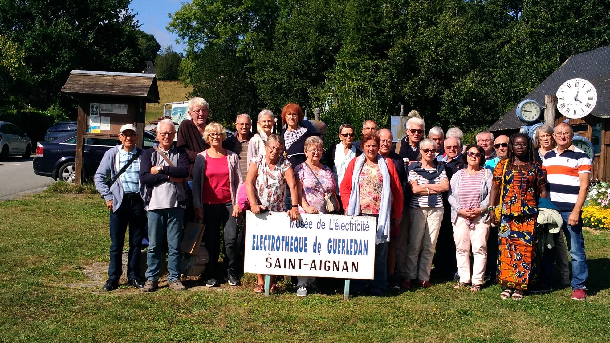 Les arpètes bretons autour du lac de Guerlédan 3