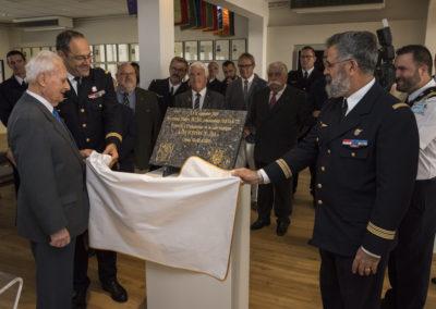Inauguration de la nouvelle salle tradition de l'école baptisée « Les Écuyers du Ciel », Colonel Michel Ribot 9