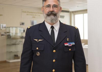 Inauguration de la nouvelle salle tradition de l'école baptisée « Les Écuyers du Ciel », Colonel Michel Ribot 29