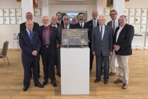 Inauguration de la nouvelle salle tradition de l'école baptisée « Les Écuyers du Ciel », Colonel Michel Ribot 36