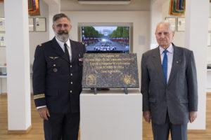 Inauguration de la nouvelle salle tradition de l'école baptisée « Les Écuyers du Ciel », Colonel Michel Ribot 39