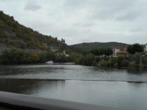 Croisière sur le lot entre le pont Valentré de Cahors et Parnac. 4