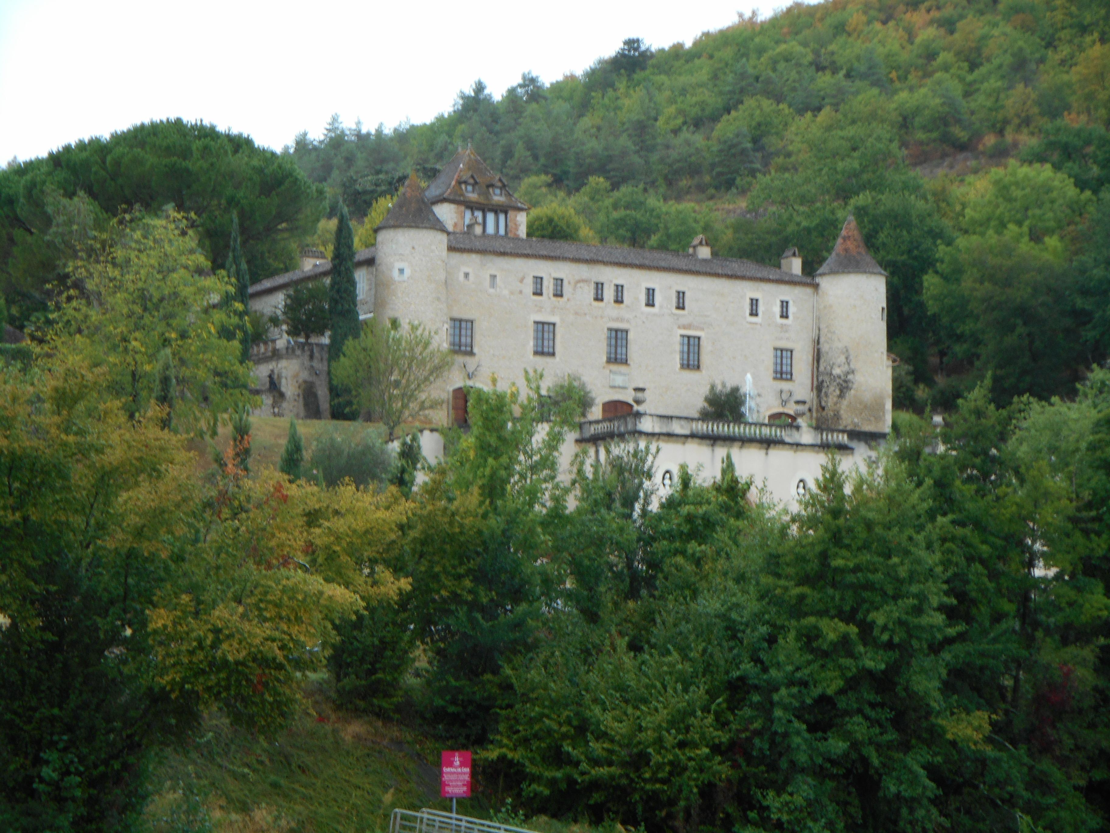 Croisière sur le lot entre le pont Valentré de Cahors et Parnac. 9