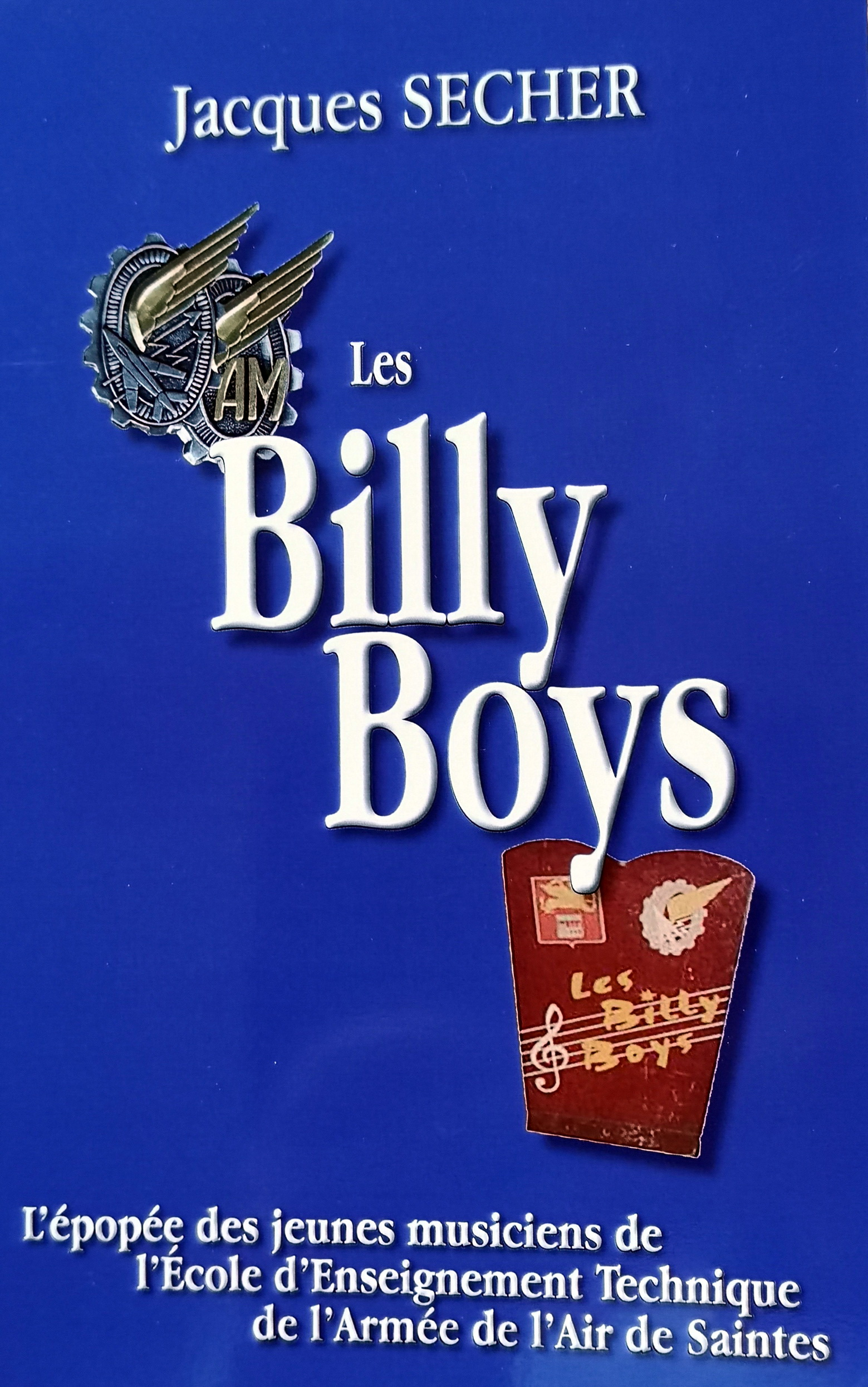 LES BILLY BOYS REVIENNENT SUR SCENE 1