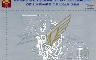RÉÉDITION DU LIVRE DES 70 ANS DE L'EETAA