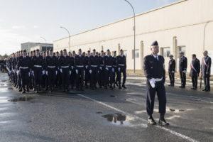 Baptême de la Promotion 152 Général Robert COLLIGNON 56