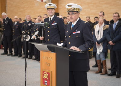 Baptême de la Promotion 152 Général Robert COLLIGNON 63