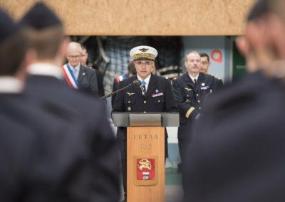 Baptême de la Promotion 152 Général Robert COLLIGNON 64