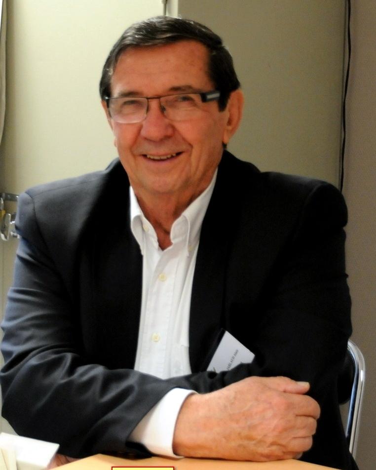 Décès d'Alain JARLAUD (P11/P12) 1