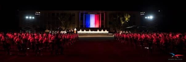 Cérémonie de remise des prix 2020 de l'EETAA 722 – Toutes les photos