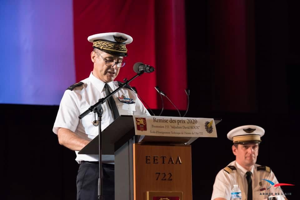Cérémonie de remise des prix 2020 de l'EETAA 722 - Toutes les photos 3