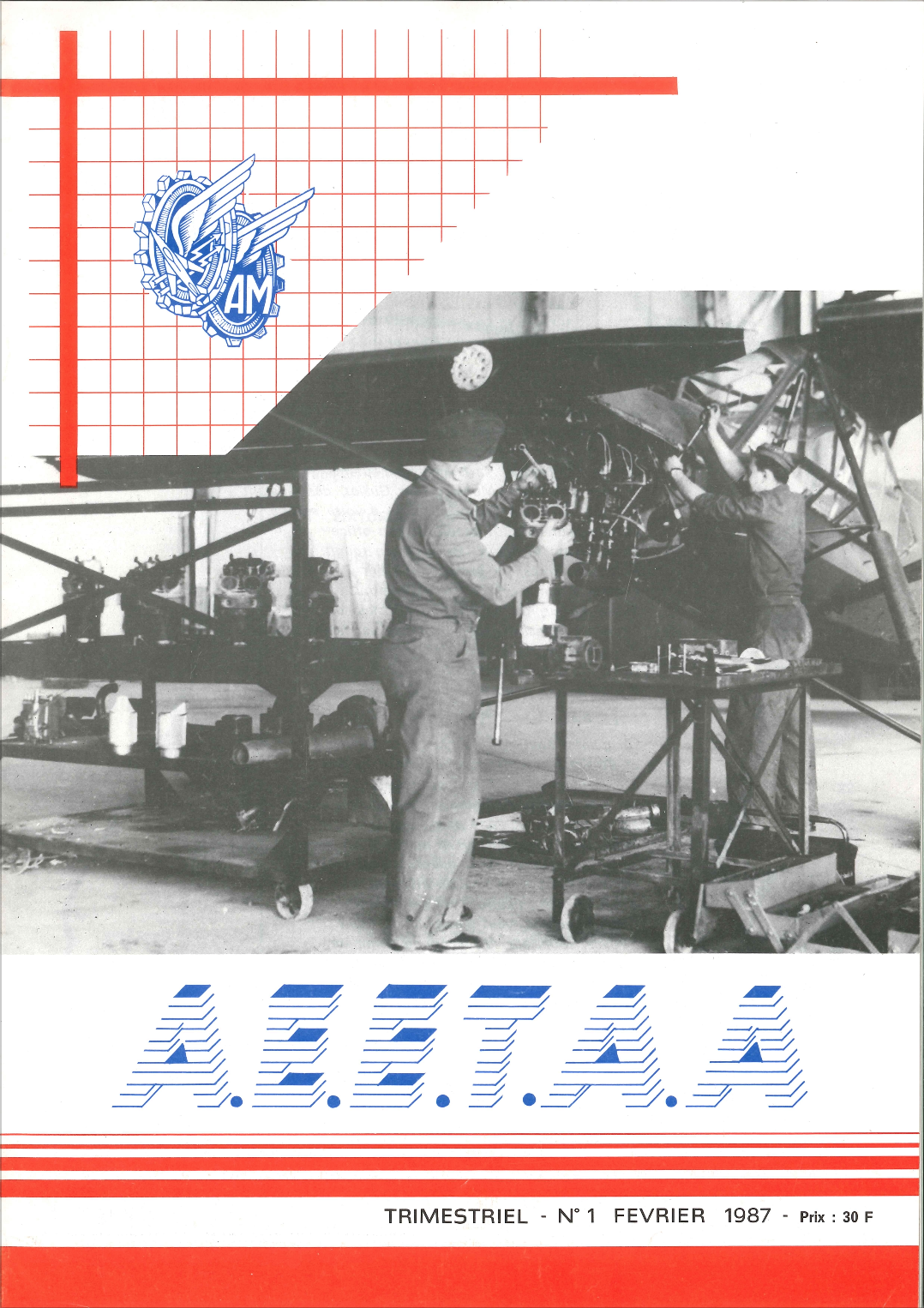 + de 50 années au service des arpètes - DVI 40