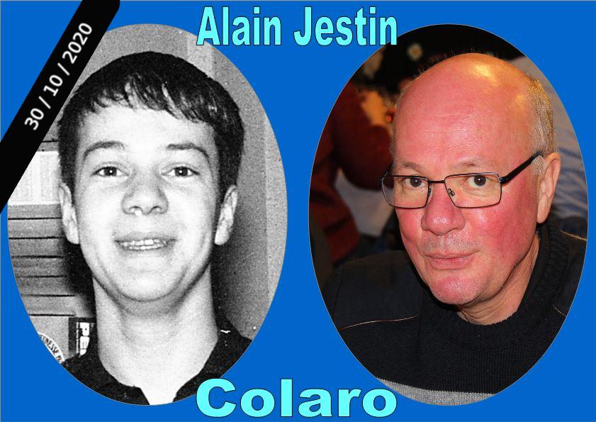 Décès d'Alain JESTIN (P88) 1