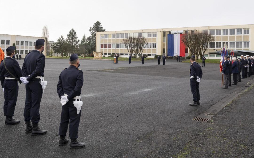 Baptême de la P153 «Sergent-chef Jean-Claude BEZANGER»