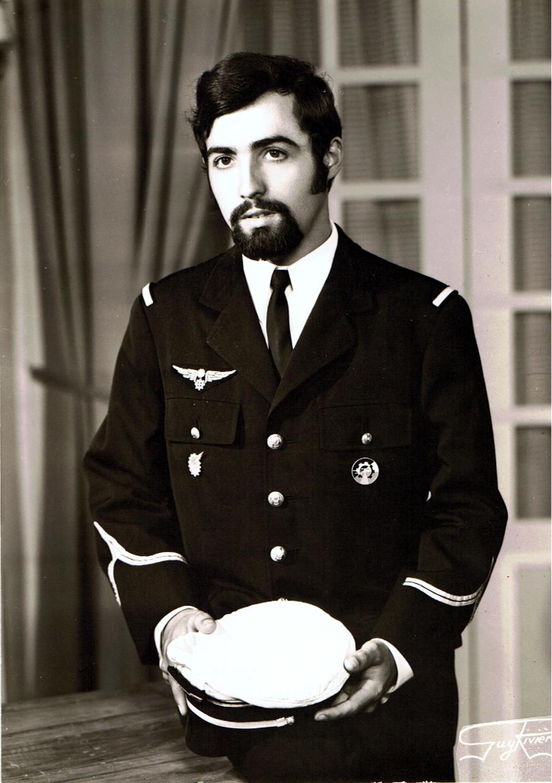 Baptême de la P153 «Sergent-chef Jean-Claude BEZANGER» 1