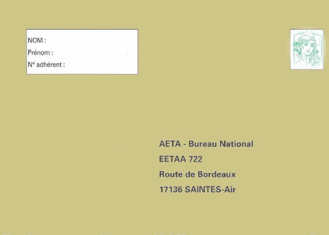 Assemblée Générale de la section AETA Bretagne 1