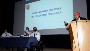 TROIS JOURS DE C.A. ET D'A.G. ENFIN EN PRÉSENTIEL. 18