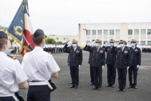 L'ADIEU AUX ARMES DU GENERAL DE CORPS AERIEN DIDIER LOOTEN (P87) 7
