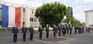 L'ADIEU AUX ARMES DU GENERAL DE CORPS AERIEN DIDIER LOOTEN (P87) 29