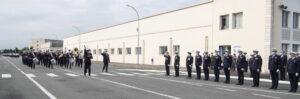 L'ADIEU AUX ARMES DU GENERAL DE CORPS AERIEN DIDIER LOOTEN (P87) 34