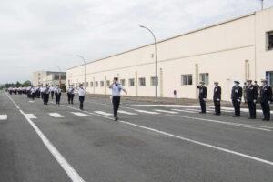 L'ADIEU AUX ARMES DU GENERAL DE CORPS AERIEN DIDIER LOOTEN (P87) 35