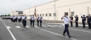 L'ADIEU AUX ARMES DU GENERAL DE CORPS AERIEN DIDIER LOOTEN (P87) 36