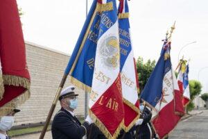 L'ADIEU AUX ARMES DU GENERAL DE CORPS AERIEN DIDIER LOOTEN (P87) 37