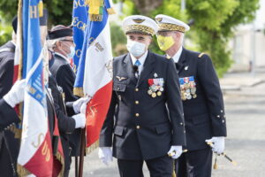 L'ADIEU AUX ARMES DU GENERAL DE CORPS AERIEN DIDIER LOOTEN (P87) 38