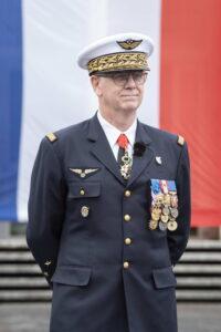 L'ADIEU AUX ARMES DU GENERAL DE CORPS AERIEN DIDIER LOOTEN (P87) 48
