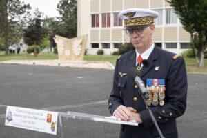 L'ADIEU AUX ARMES DU GENERAL DE CORPS AERIEN DIDIER LOOTEN (P87) 56