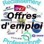 Logo offres d emploi reclassement